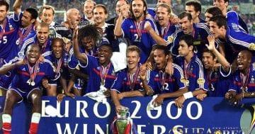 แชมป์ยูโร 2000