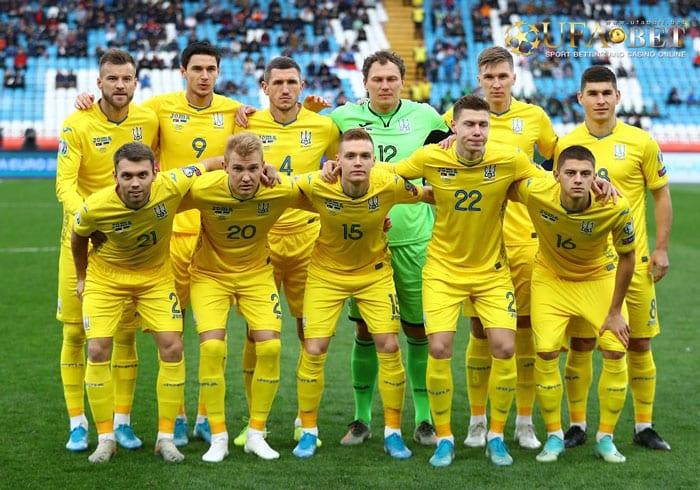 ทีมชาติยูเครน ยูโร2020